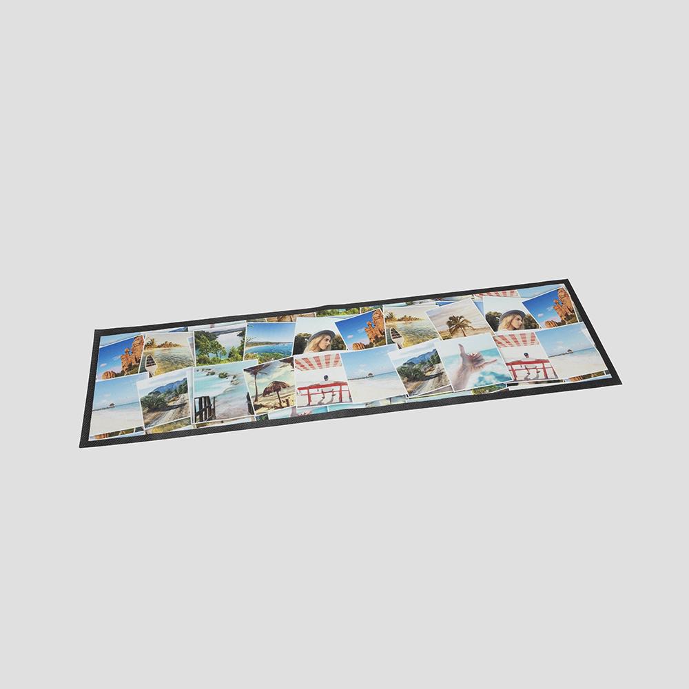 personalised bar mat