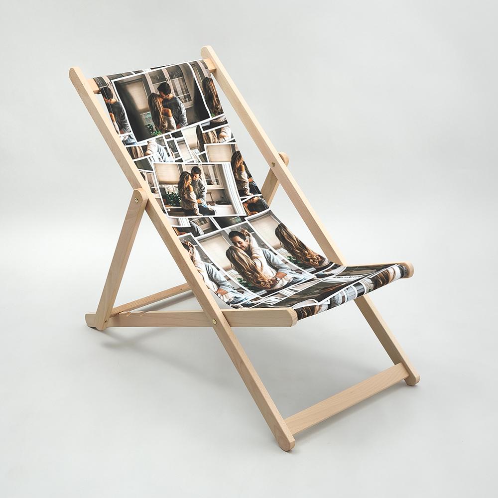 Gepersonaliseerde ligstoel