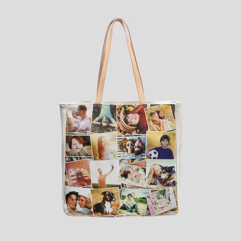 personalised shopper bags