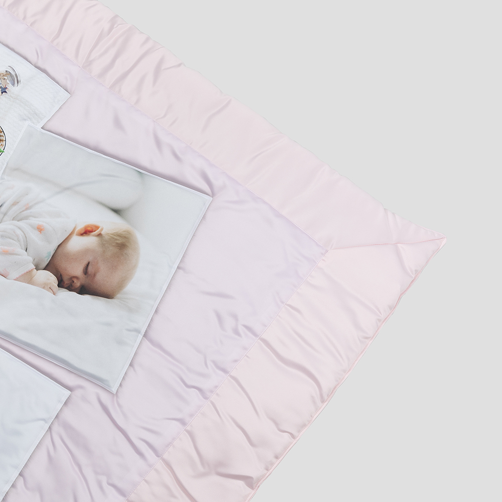 personalised comforter