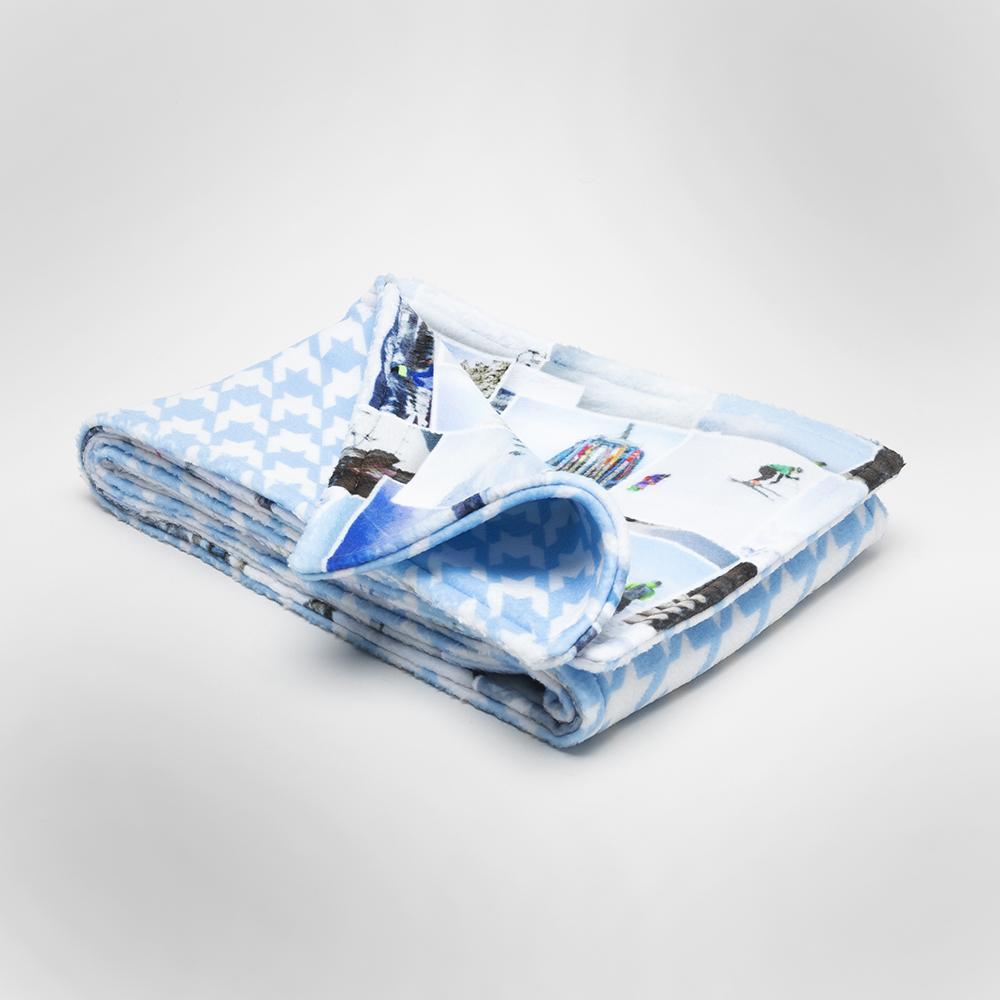 custom memory blanket