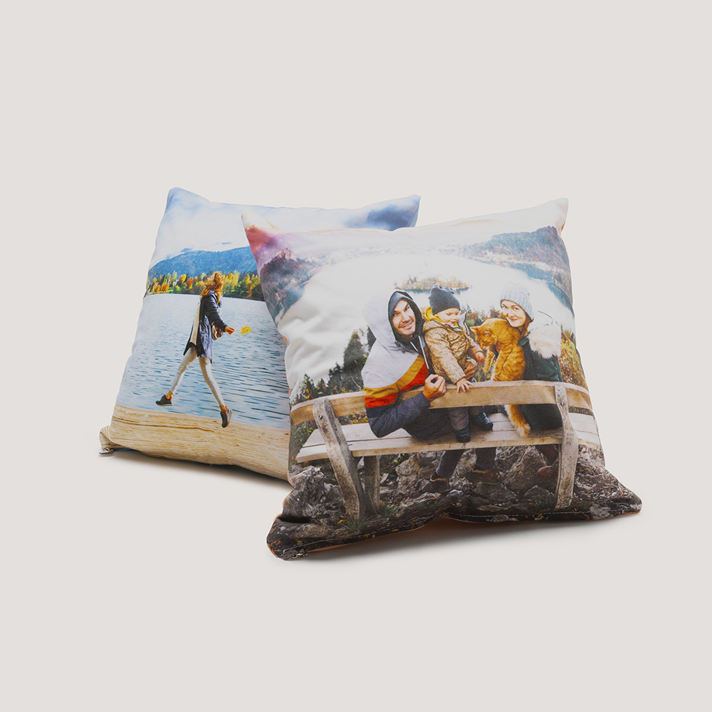 custom printed pillows