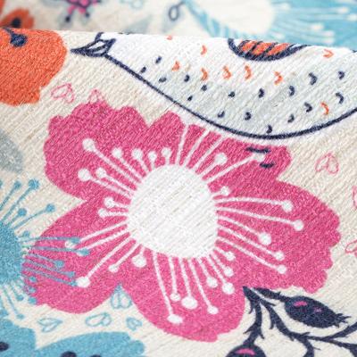 Vävda textiler på metervara