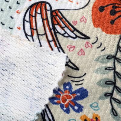 stickade textiler på metervara