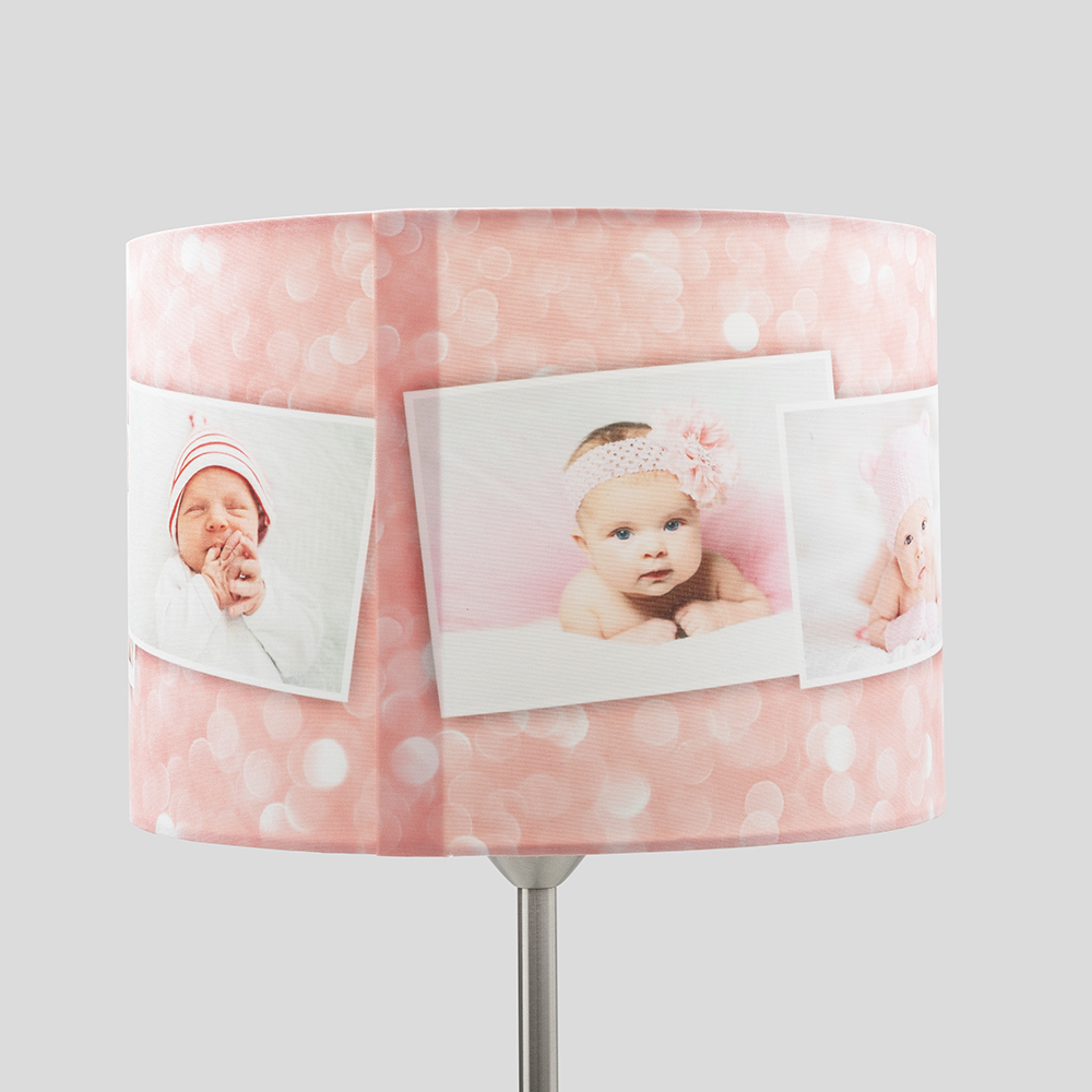 personalised lamp shade