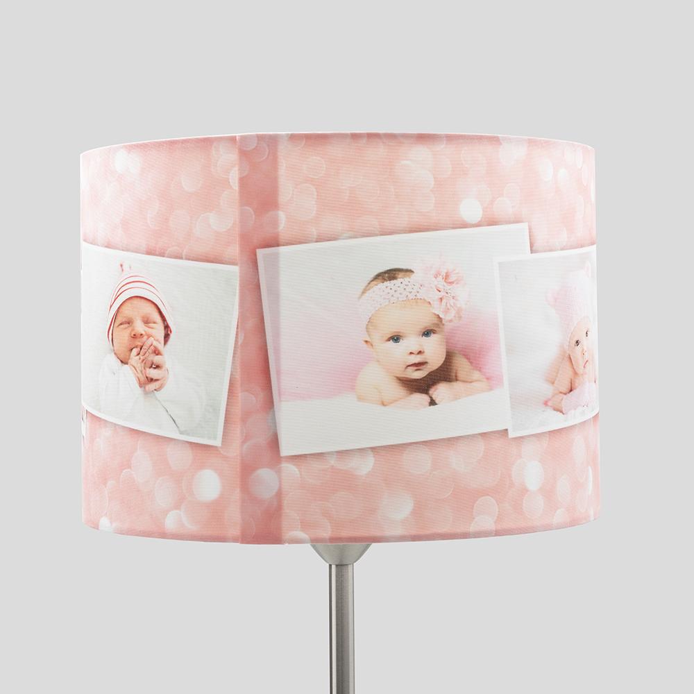 personalised lamp shade