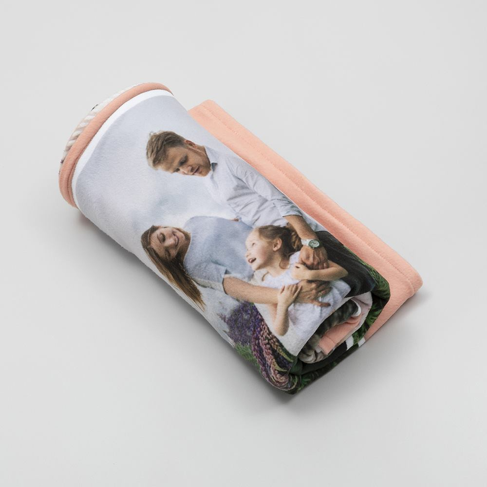 personalised memory blanket