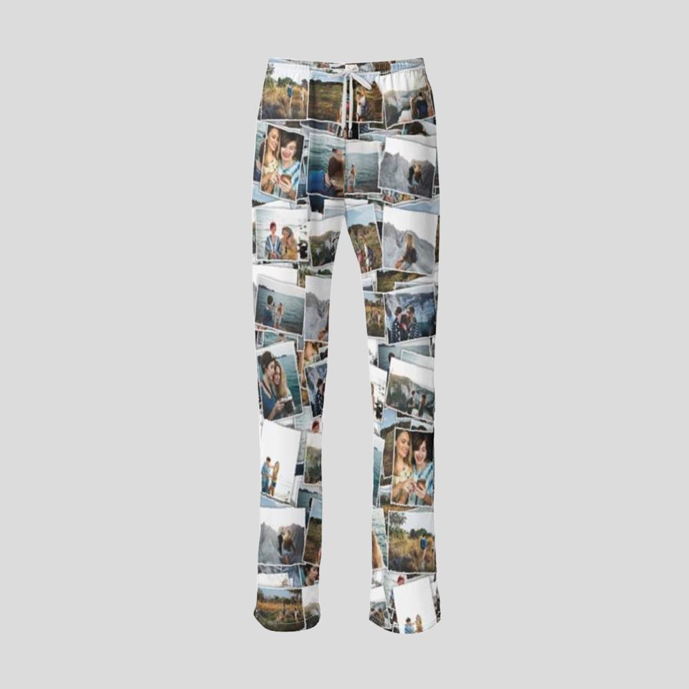 printed pants women