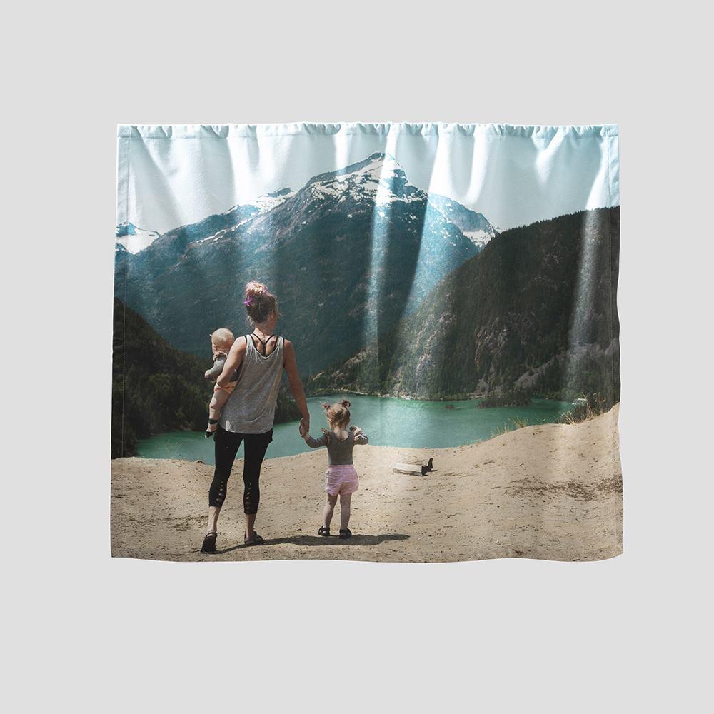 cortinas personalizadas con fotos