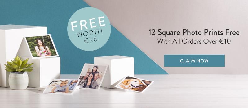 Free Polaroid Photo Prints
