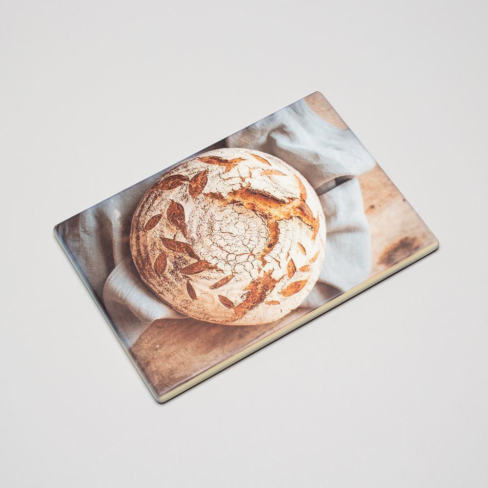 personalised bread cutting board