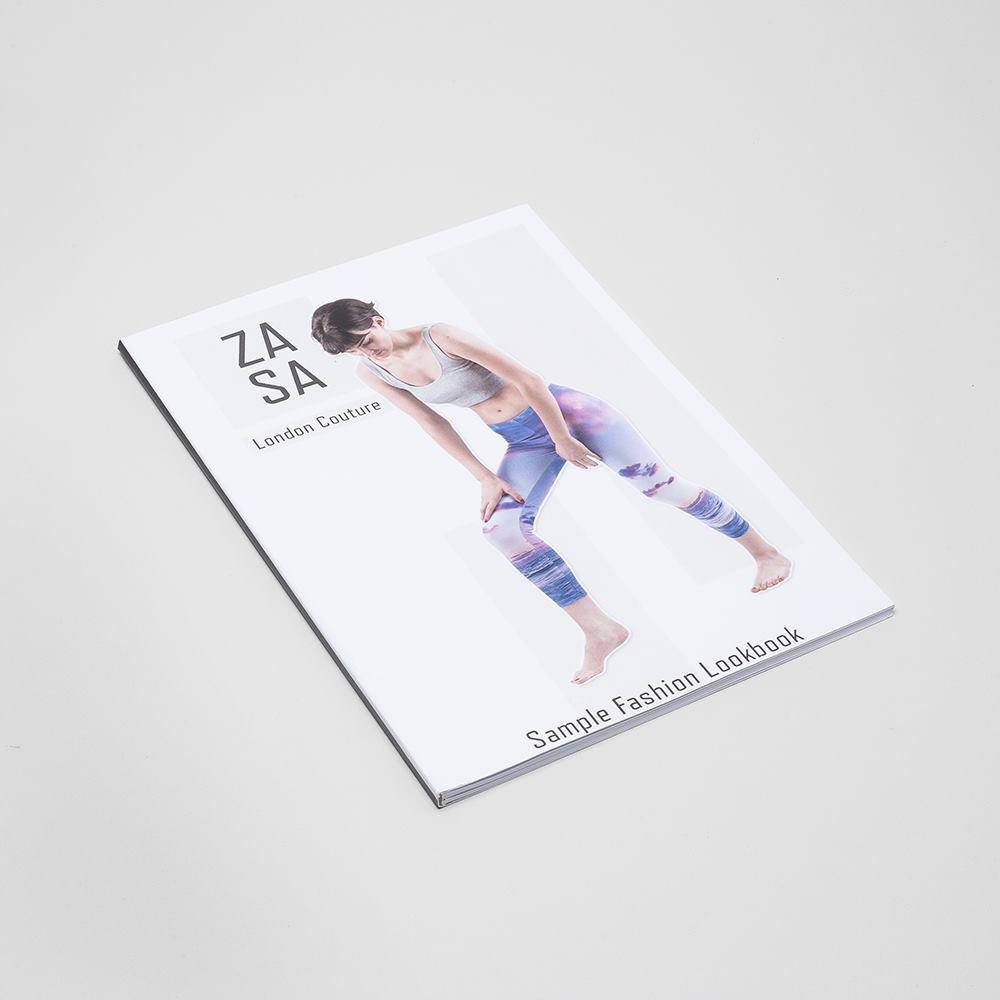 portfolio look books