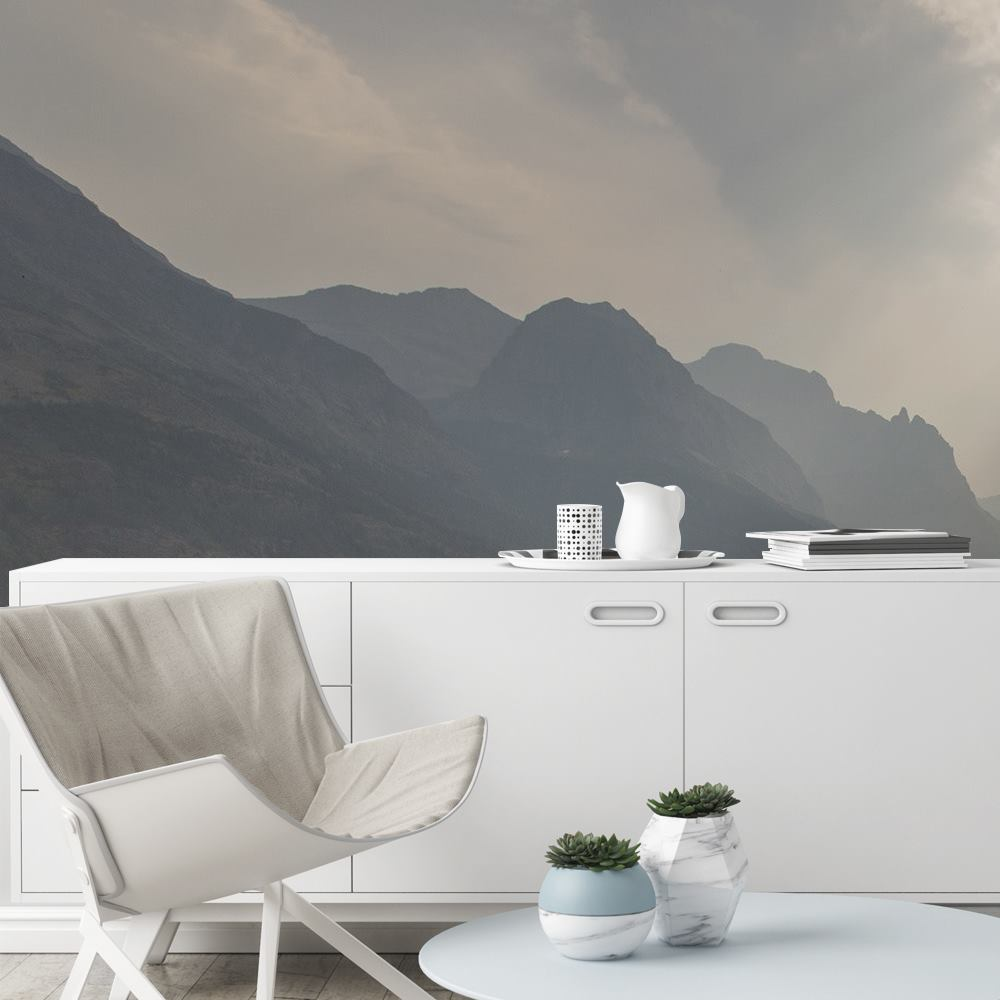 personalised removable wallpaper