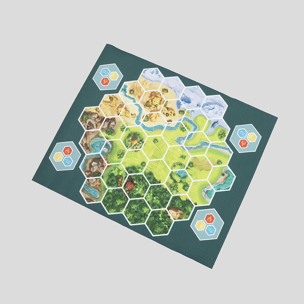 personalised gaming mat
