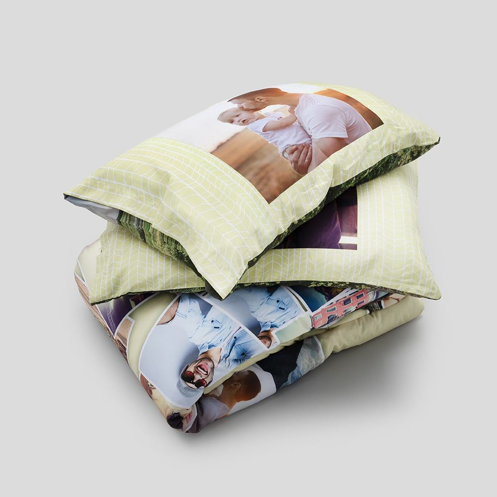Duvet covers for personalized bedding