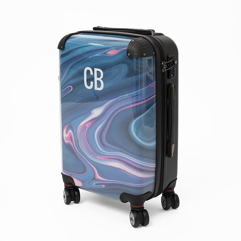Personalized Airplane Suitcase 20 Carry On