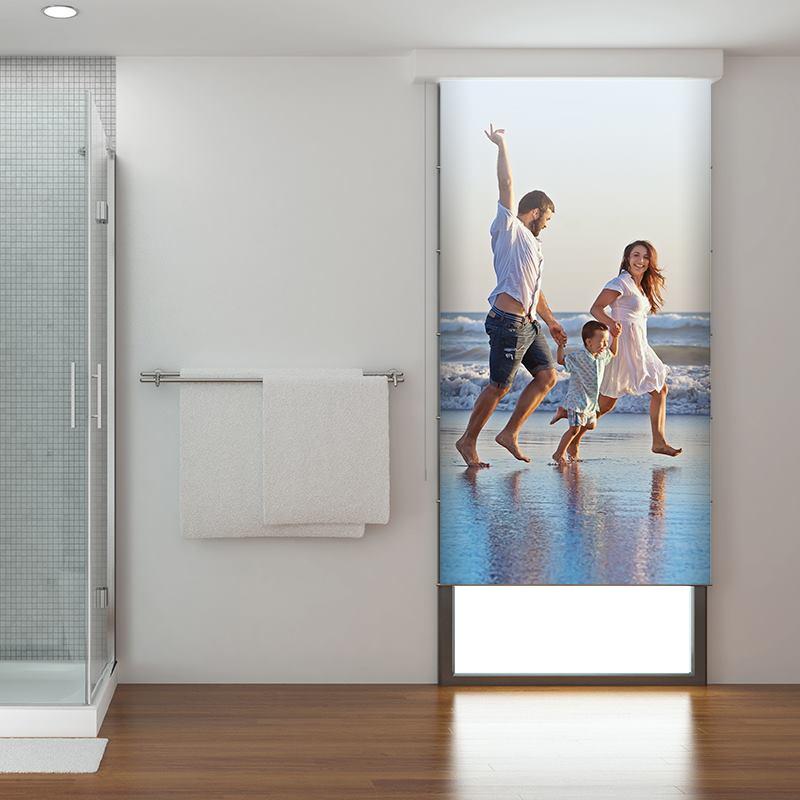 Waterproof Bathroom Blinds Custom Waterproof Roller Blind