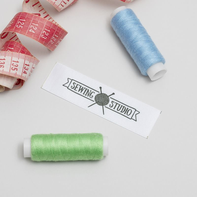 sewing labels personalised by you