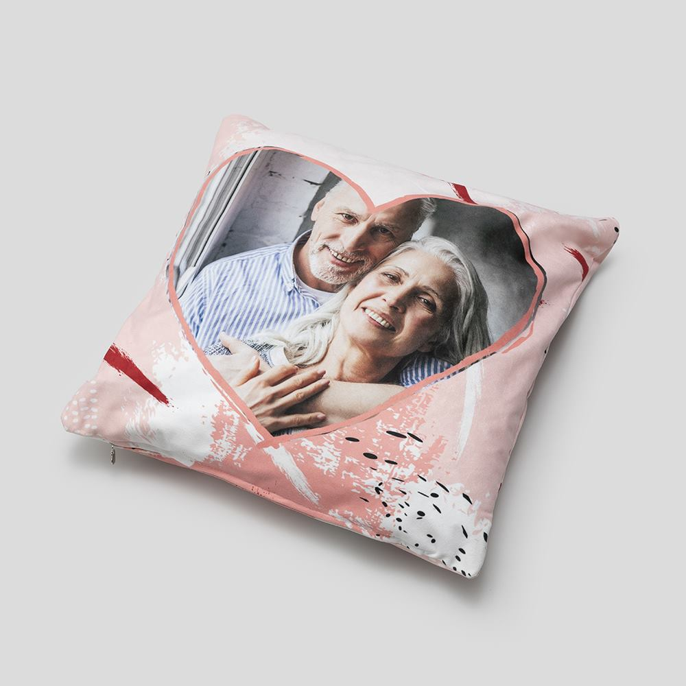 personalized valentine's pillows