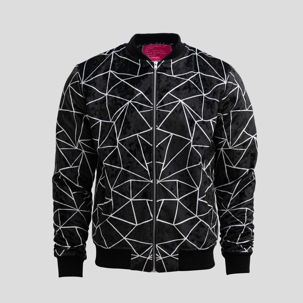Diseña chaqueta bomber hombre