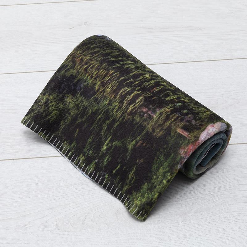custom picture blanket