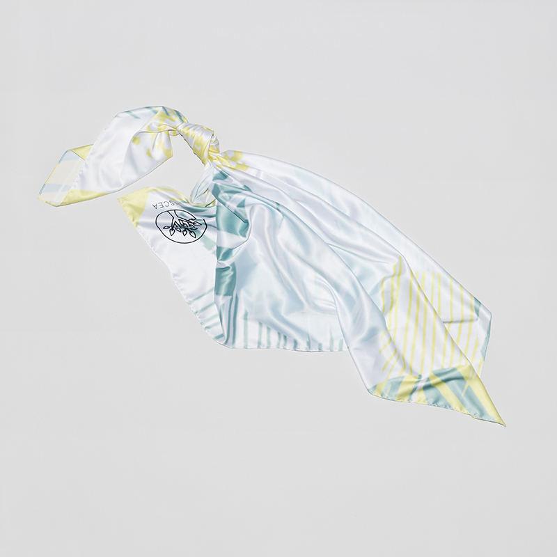 fb6143f7b0a Printed Silk Scarf. Custom Silk Scarves UK