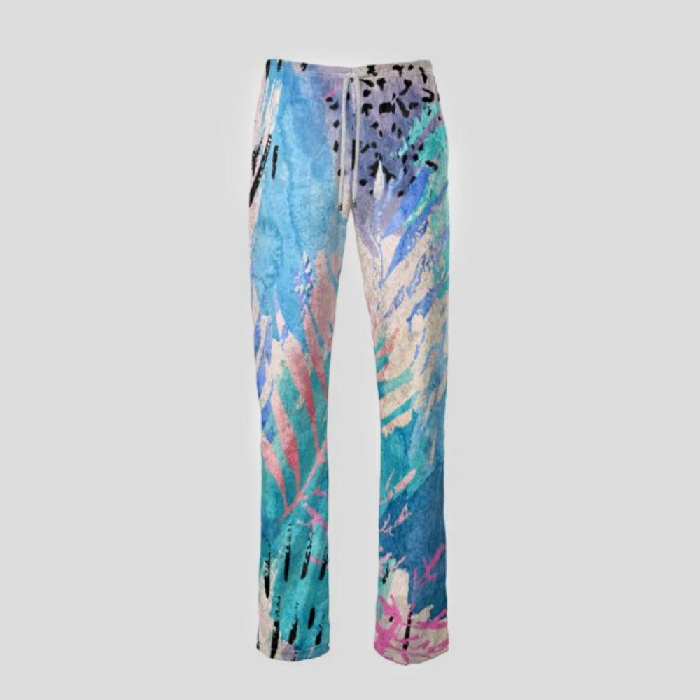 pantalones mujer largos personalizados