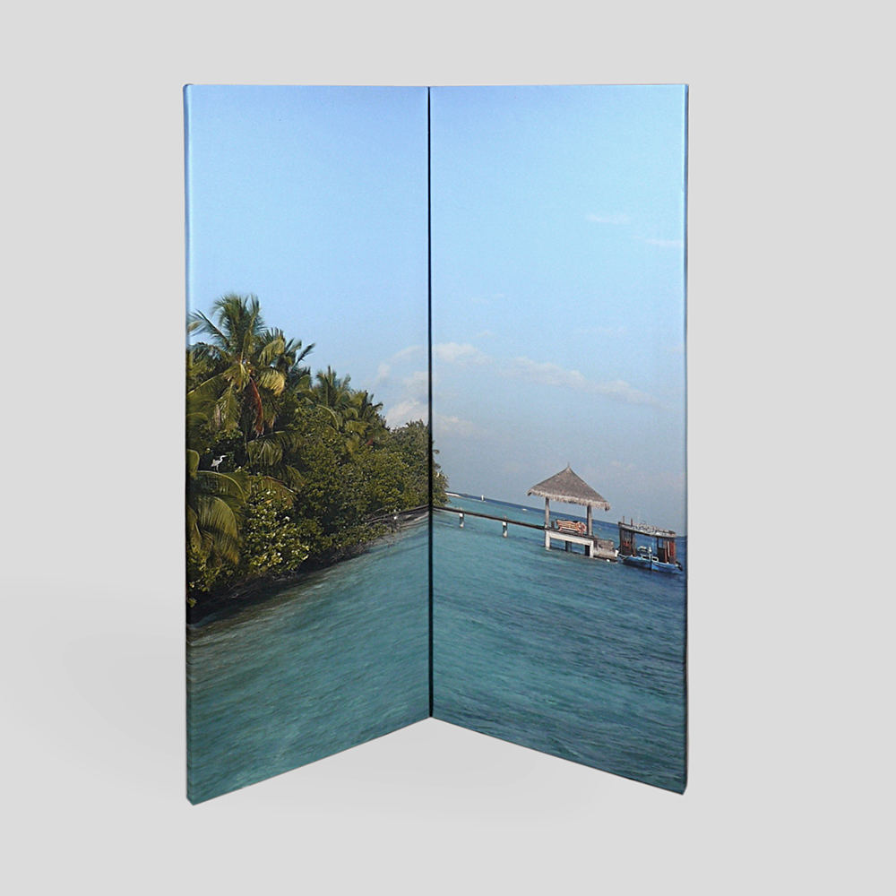 personalised folding screen
