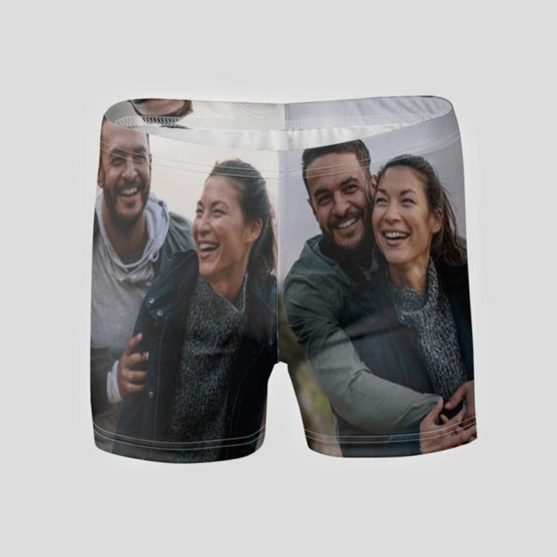 Beach Shorts for Man Fit Quick Dry Grey Heart Drops Dress Prints Pants Pockets Swim Trunks