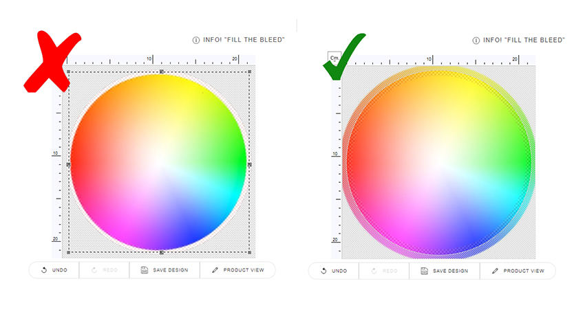plate design tips