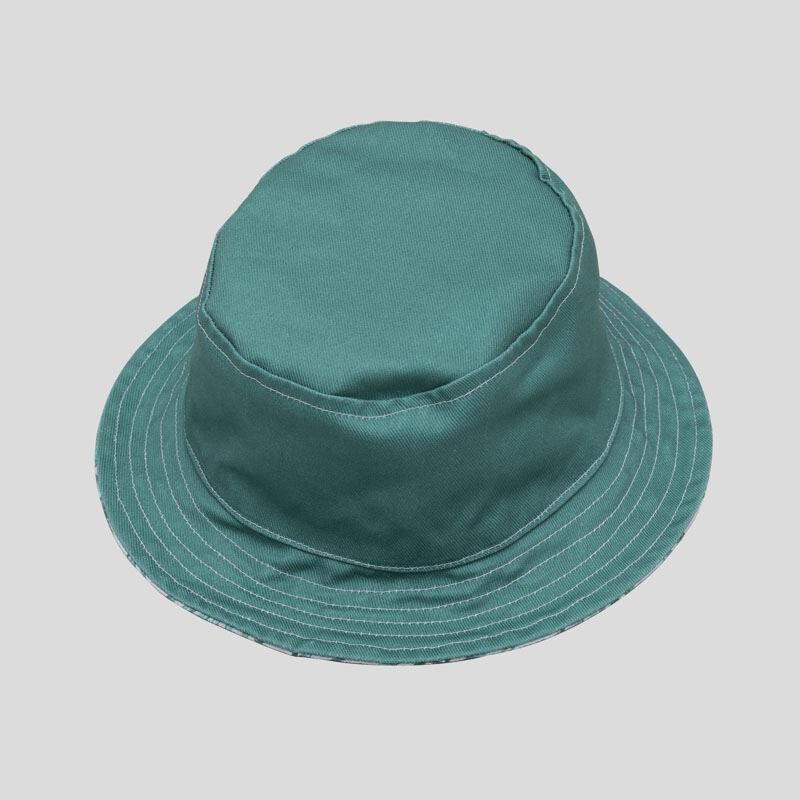 towelling bucket hat teal hat reversible bucket hat floral bucket hat
