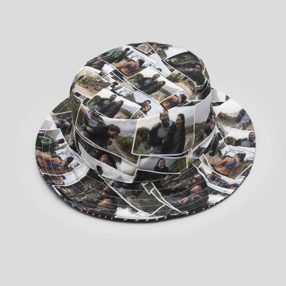 Sombrero personalizado collage