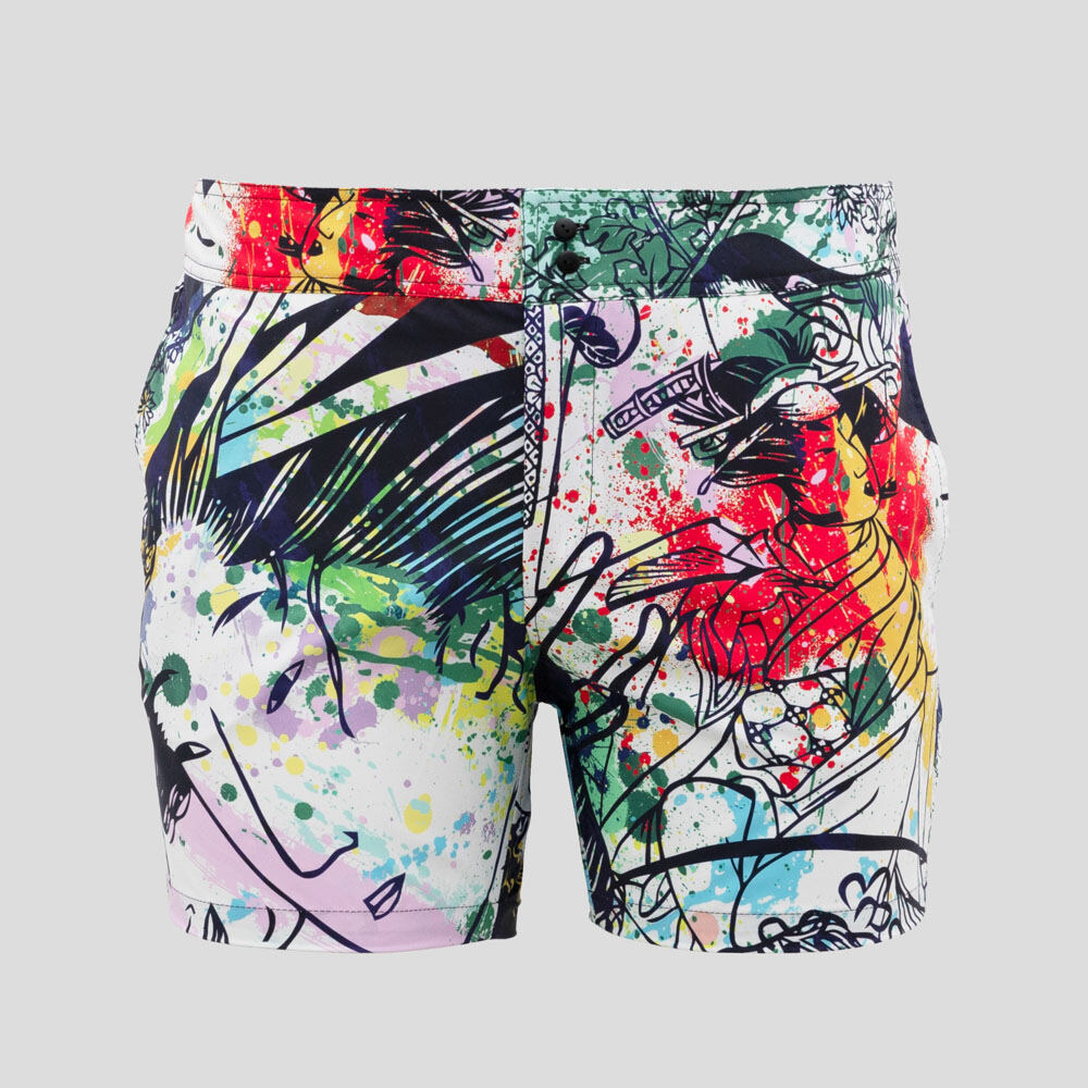 mens custom shorts
