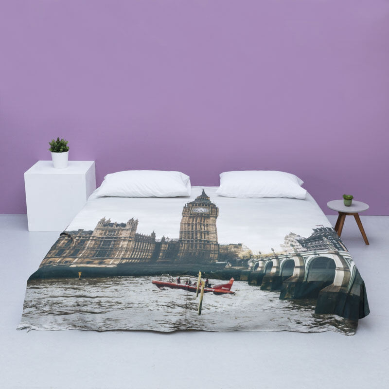 personalised bed sheets