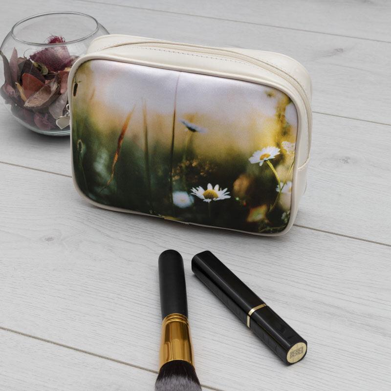 personalised photo makeup bag