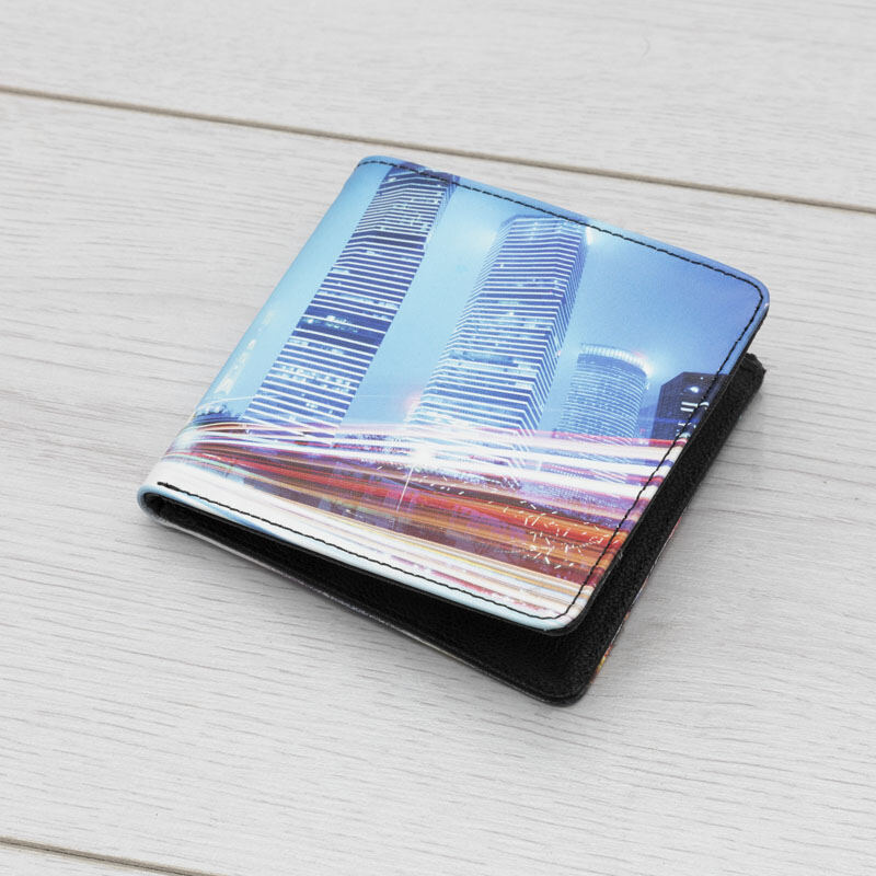personalised photo wallet uk