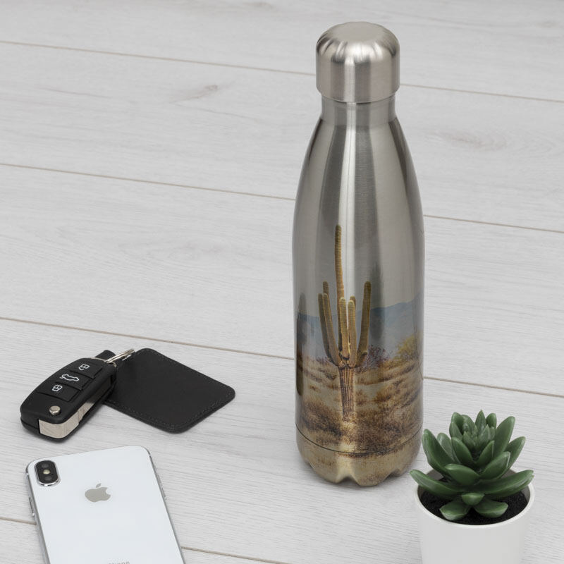 personalised stainless steel water bottles
