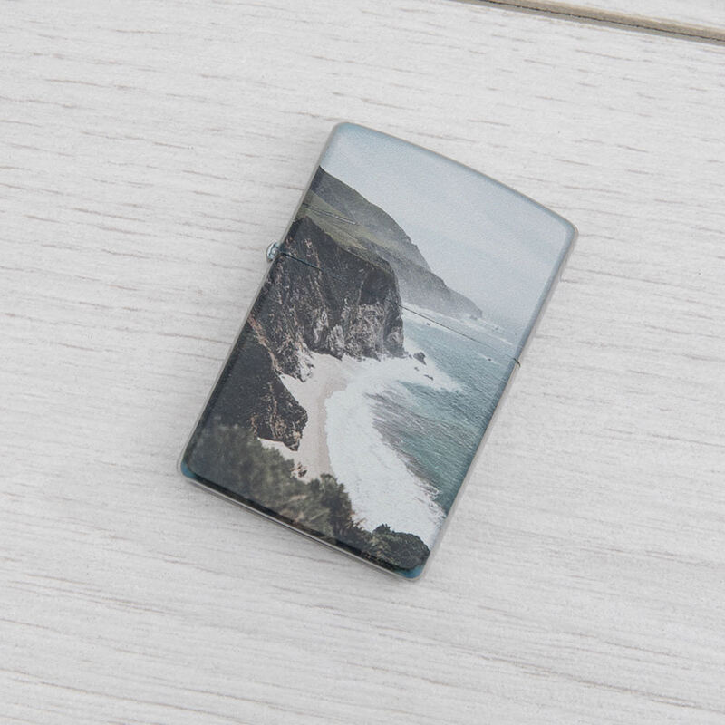 personalised photo lighters