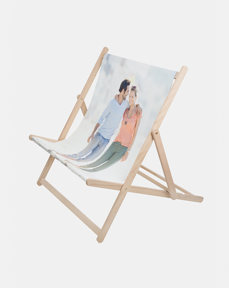 Couple Deckchair