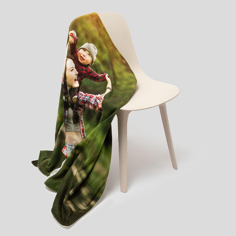 Haisimiery Manta de forro polar personalizada con foto personalizada Lapghan 100 x 150 cm regalo de cumplea/ños o boda para adulto beb/é mascota 8 fotos NO.01