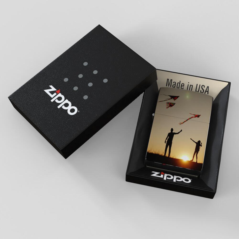 accendino Zippo personalizzato