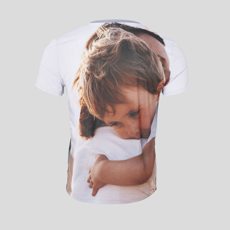Art Boys and Girls All Over Print T-Shirt,Crew Neck T-Shirt,Women with Emotions