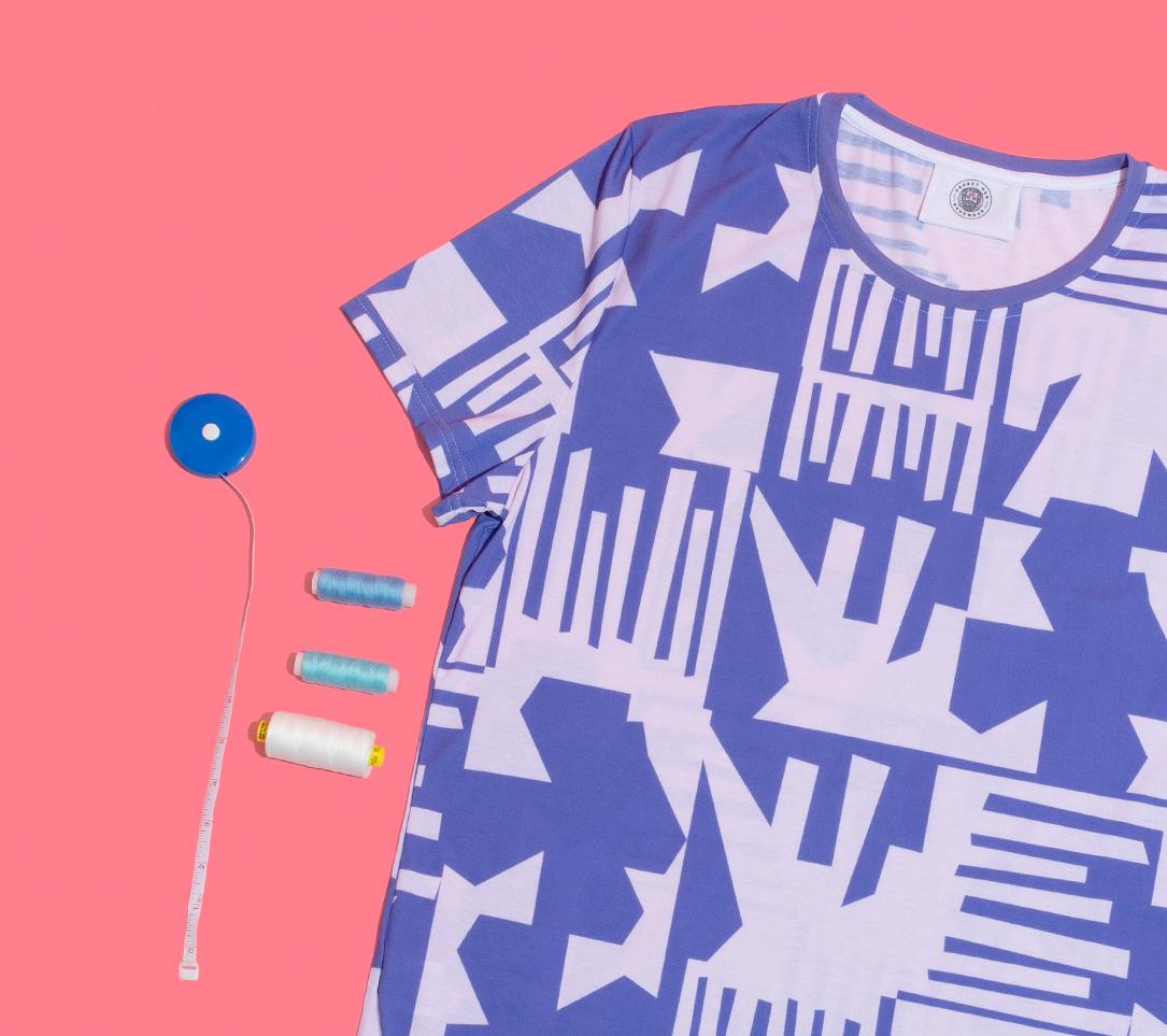 Bespoke t shirt manufacturing
