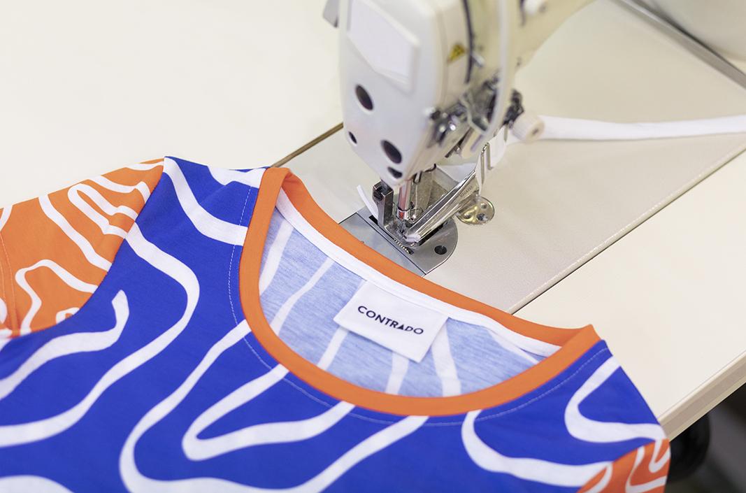 Dropship T-Shirt Printing Process