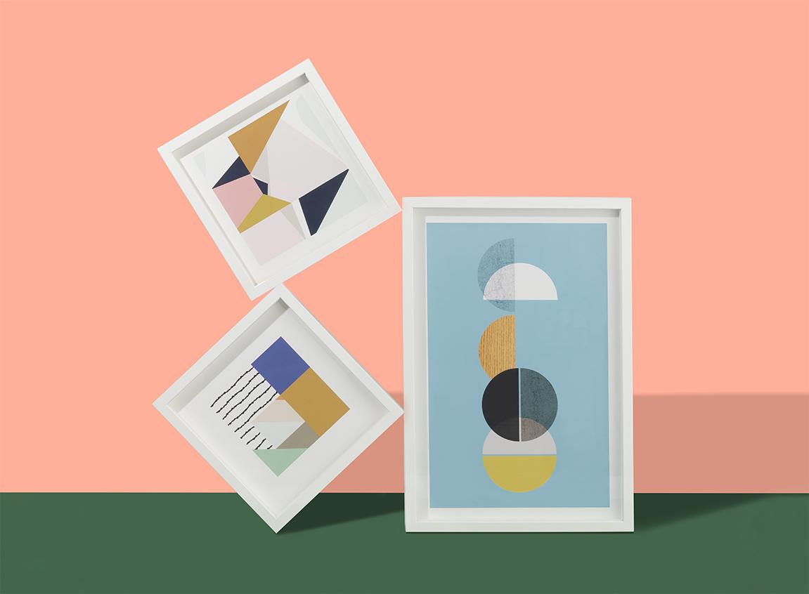 Dropship Giclee Prints