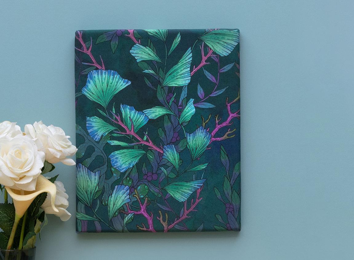 Dropship Canvas Prints