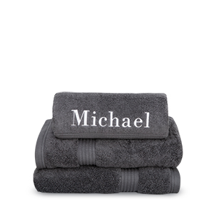 Personalised Bamboo Towels