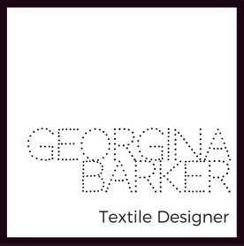 Georgina Barker Designs: Vibrant Homeware & Accessories