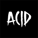 ACID - Illustrated Apparel & Stuff