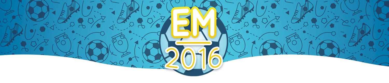 EM 2016 Fanshop